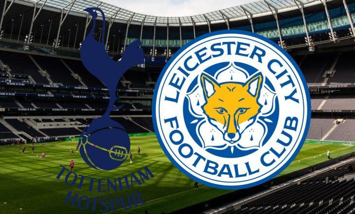 Tottenham po e demolon Leicester-in