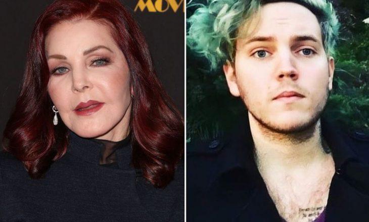 Gruaja e Elvis Presley-t thyen heshtjen dhe flet për periudhat e errëta të nipit që vrau veten