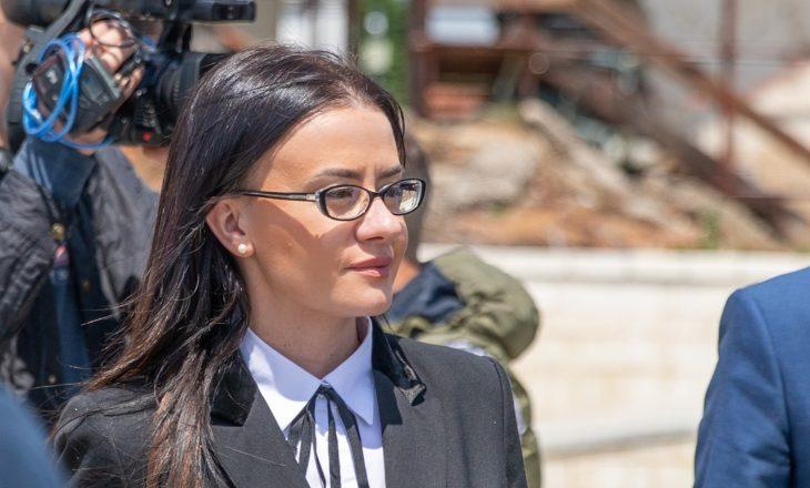 Meliza Haradinaj Stublla demanton Grupin Koha