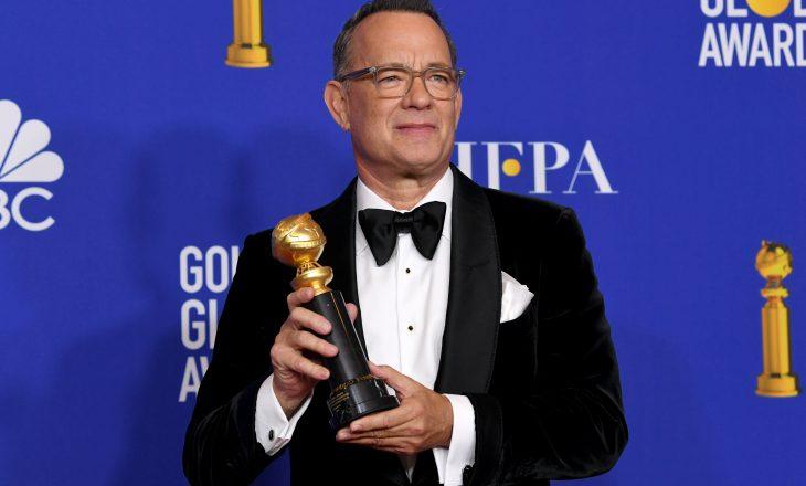 A u arrestua Tom Hanks në Australi për pedofili?