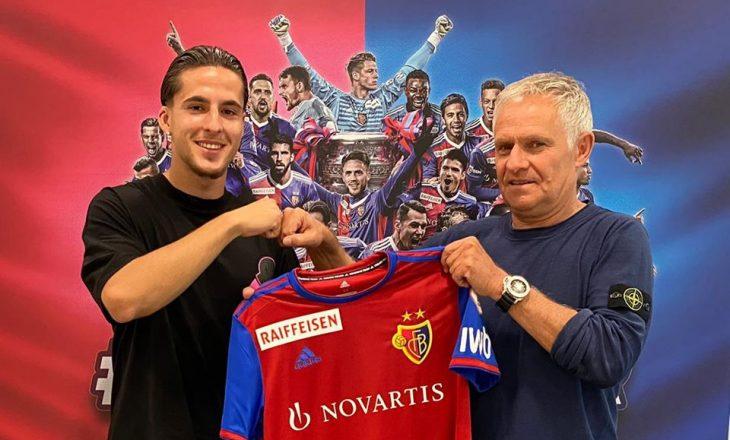 Baseli nuk e lëshon, vazhdon kontratën edhe dy vjet