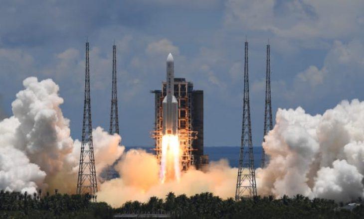 Kina dërgon misionin e parë drejt planetit Mars