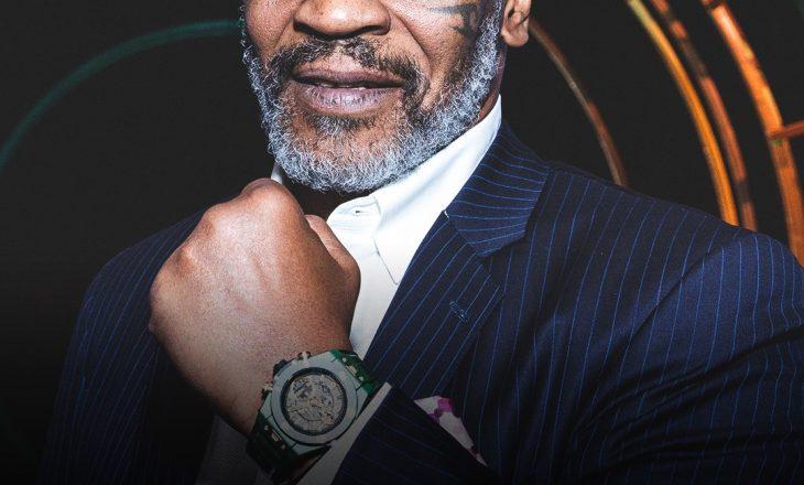 Ekskluzive: Mike Tyson rikthehet në ring me 12 shtator