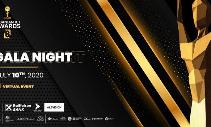 Të Premten Mbrëmja Gala e ICT Awards, kurorëzohen fituesit e edicionit të 8-të