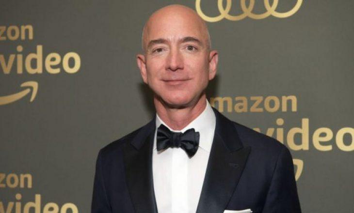 13 miliardë dollarë fitim brenda një ditë për Jeff Bezos