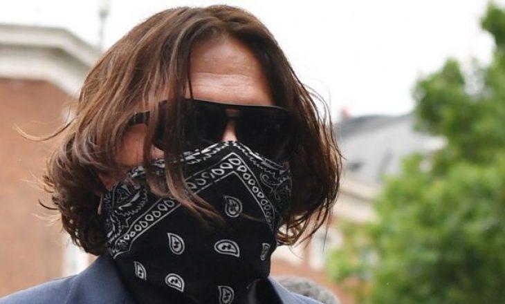 Johnny Deep akuzon gruan e tij Amber Heard për manipulim të psikiatrit