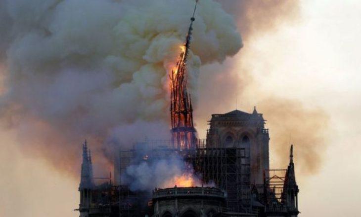 Katedralja e Notre Dame do të restaurohet sipas dizajnit original të shekullit 19