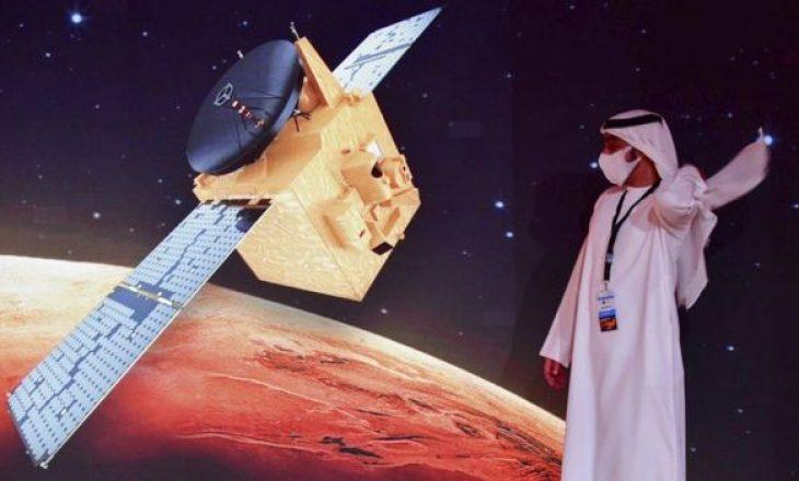 Emiratet e Bashkuara Arabe nisin misionin e tyre të parë historik në Mars