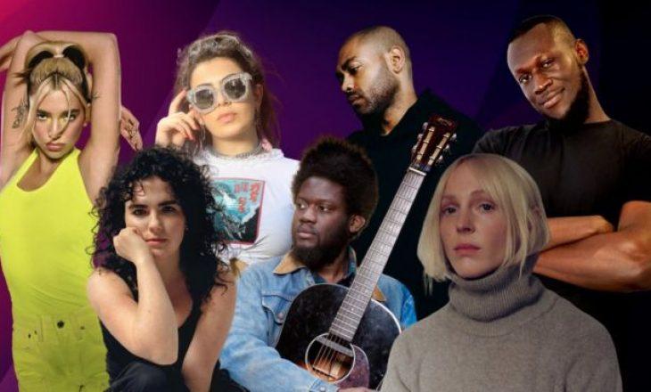 Dua Lipa në garë për çmimin më të madh të muzikës në Britani