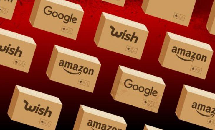 Amazon, Google dhe Wish kanë hequr prej shitjes produktet me subjekte neo-naziste