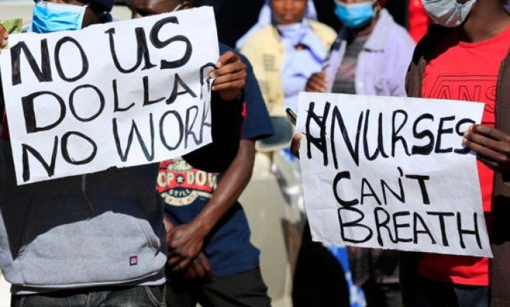 Skandali që rrezikon të shkarkojë ministrin e shëndetësisë – shtatë bebe vdesin brenda natës në një spital në Zimbabve