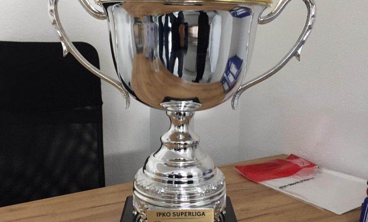 Kjo është kupa e Ipko Superligës – Ndryshe edhe këtë sezon