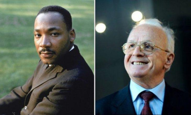 Ambasada Amerikane përkujton Adem Demaçin duke e krahasuar me Martin Luther King-un