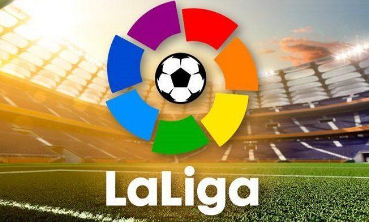 Formacionet Zyrtare të dy ndeshjeve kryesore në La Liga