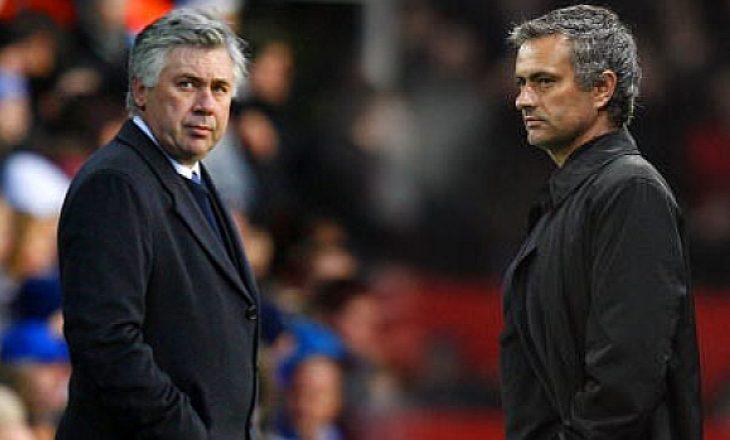 Premier Liga na vjen sot me një përballje interesante në mes Jose Mourinho dhe Carlo Ancelotti