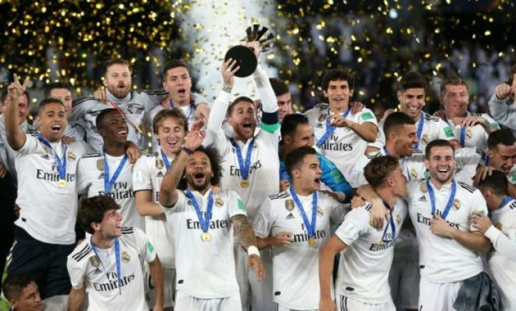 Real Madrid-it i duhen vetëm edhe 2 pikë në 2 ndeshjet e mbetura, për tu shpallur kampion në La Liga