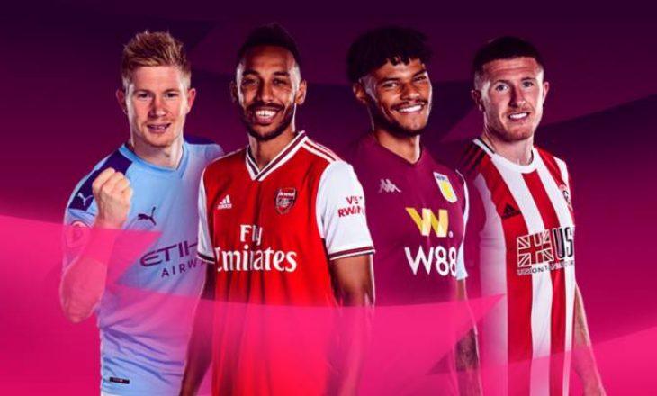 Kush e fitoi këpucën dhe dorëzën e artë në Premier League?