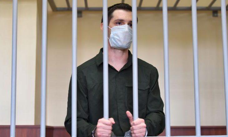 Gjykata ruse dënon ish marinsin me 9 vjet burg – I dërguari amerikan thotë se gjyqi ishte 'teatër absurditeti'