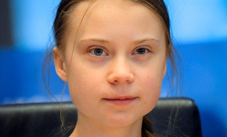 Greta Thunberg fiton 1 milion dollarë: Do i dhurojë të gjitha për bamirësi