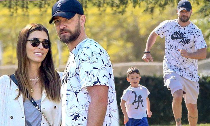Një shtatzëni e fshehur: Justin Timberlake dhe Jessica Biel bëhen prindër për herë të dytë