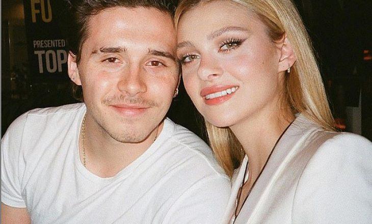 Djali i David Beckham i propozon të dashurës