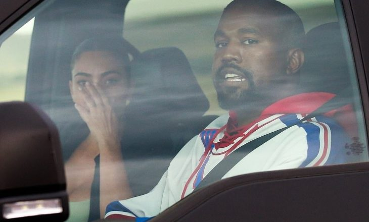 Kim Kardashian përlotet pas takimit me Kanye West