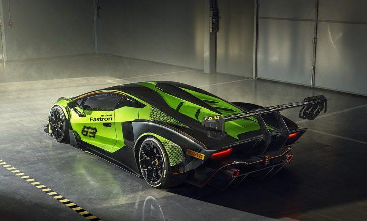 Makina e re Lamborghini kushton miliona dollarë – dhe nuk është legale që ta ngisni