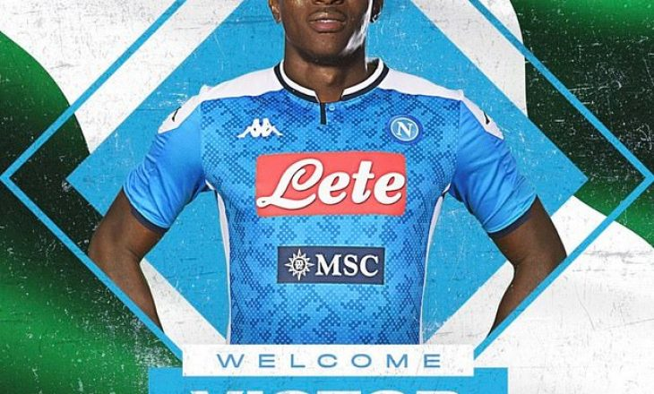ZYRTARE: Napoli blen lojtarin më të shtrenjtë në histori të klubit