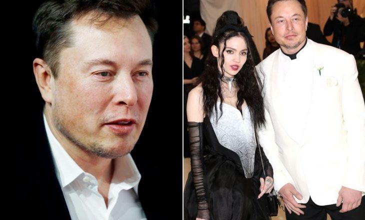 Këngëtarja Grimes e sulmon publikisht të dashurin Elon Musk në komentet e tij transfobike