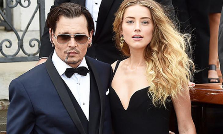 Johnny Depp akuzon ish-bashkëshorten se e tradhtoi me aktorët e famshëm