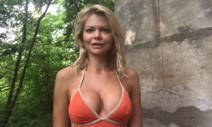 Ish-zëvendës ministrja ukrainase vesh bikini dhe thotë se do të luftojë meshkujt e korruptuar