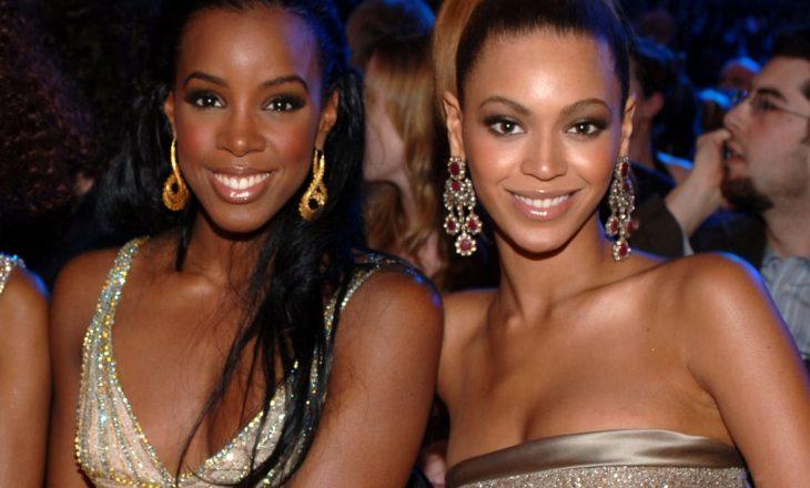 Për një dekadë të tërë, Beyonce la nën hije kolegen dhe miken e saj