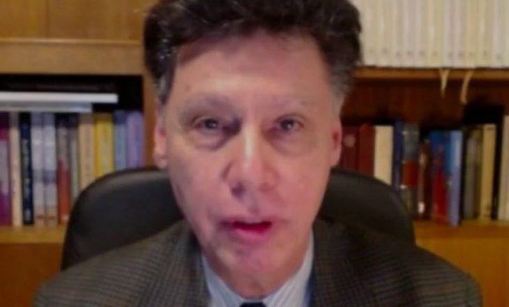 Profesori i epidemiologjisë: Hidroksilklorina mund të shpëtojë deri në 100,000 jetë nëse përdoret për COVID-19