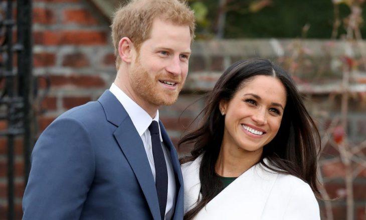 Para se të konfirmohej lidhja me Princin Harry, u bënë ca 'ndryshime' në biografinë e Meghan Markle