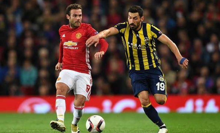 Fenerbahçe pas Juan Mata