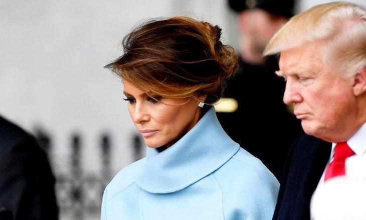 Digjet një statujë e Zonjës së Parë të Amerikës, Melania Trump