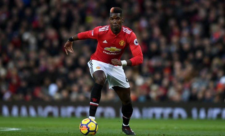 Manchester United ka hapur bisedimet për të vazhduar kontratën me Paul Pogba