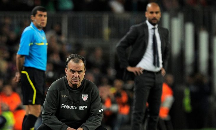 Guardiola gëzohet që Marcelo Bielsa është pjesë e Premier Ligës