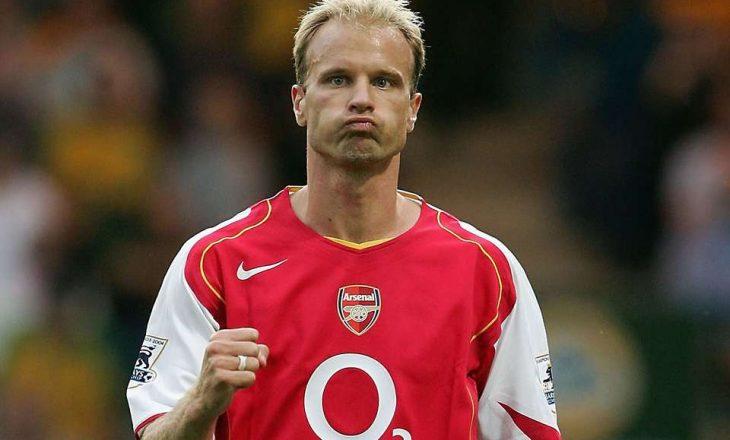 Denis Bergkamp kujton kohën e artë të Arsenal