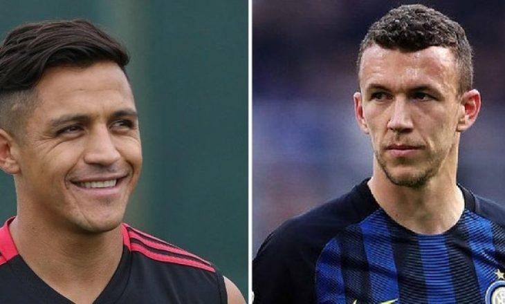 Inter dhe United me shkëmbim lojtarësh