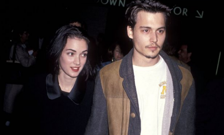 Winona Ryder i quan akuzat kundër Johnny Depp të pavërteta dhe të tmerrshme