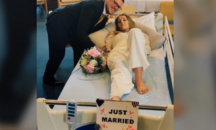 Martesë në spital për pacienten me kancer