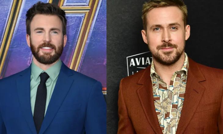Ryan Gosling dhe Chris Evans i bashkohen kastës së aktorëve në filmi e ri të Netflix
