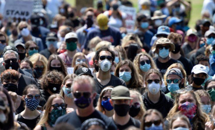Maskat për fytyrë: Arma më e fuqishme kundër coronavirus-it