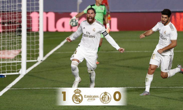 Ramos sërish vendimtar, Real edhe më afër titullit
