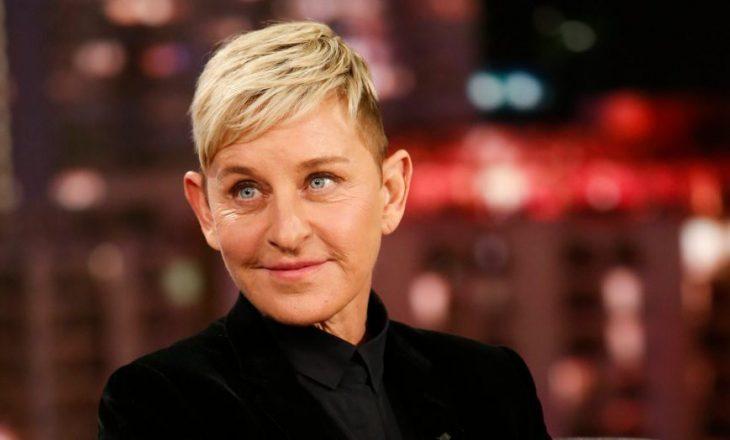 Vila e Ellen DeGeneres është thyer dhe vjedhur