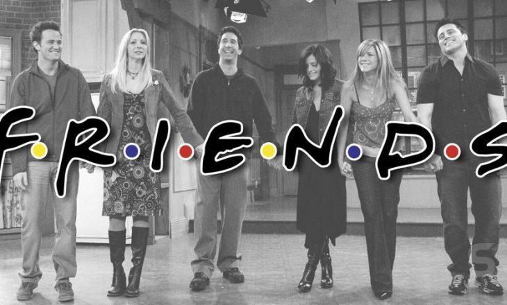 Ka një arsye pse serialit FRIENDS, i erdhi fundi pas sezonës së 10