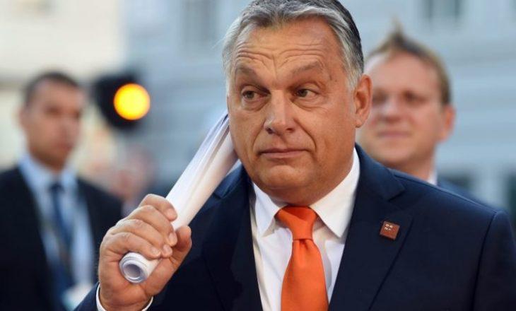 Hungaria nuk i zbaton rregullat e BE-së për hapje të kufijve