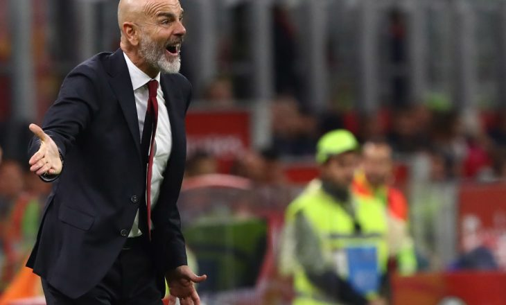 ZYRTARE: Milan vazhdon kontratën e Stefano Pioli