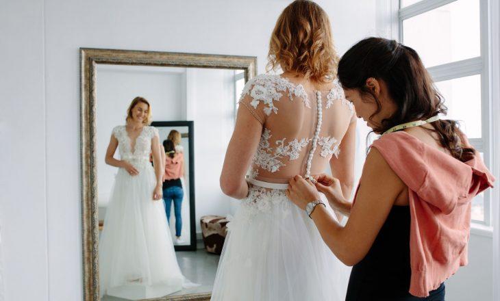 Gjithçka që duhet të dini kur të bëni shopping për fustanin e nusërisë